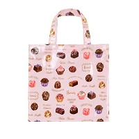 Harrods(ハロッズ)トートバッグ Sサイズ Vintage Chocolates Small Vintage Chocolates Shopper Bag [並行輸入品]