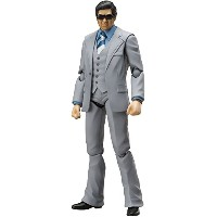 figma 西部警察 木暮謙三 ノンスケール ABS&PVC製 塗装済み可動フィギュア