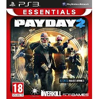 Ps3 payday 2 (eu)