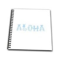 "Patricia Sandersハワイ – ハワイAloha Greetings Love言語 – Drawing Book 12 by 12"" db_30468_2"