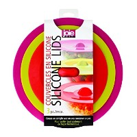 Joie Silicone Lids , Multicolor by Joie