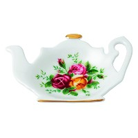 Royal Albert Old Country Roses Tea Tip, 4.7, Multicolor by Royal Albert
