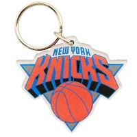 NBA チームロゴ アクリル キーチェーン ニックス New York Knicks High Definition Keychain
