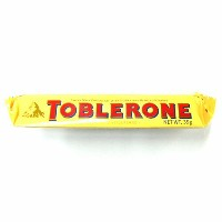 トブラローネ・ミルク 35g Swiss milk chocolate with Honey and Almond Nought TOBLERONE 35g 【あす楽対応】 【楽ギフ_包装...