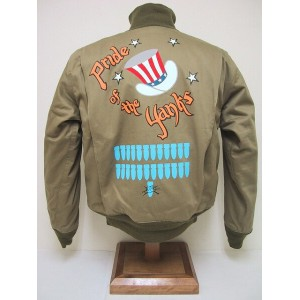 Buzz Rickson's[バズリクソンズ] タンカース TANK Pride of the Yanks (LIGHT OLIVE DRAB) 送料無料【smtb-kd】