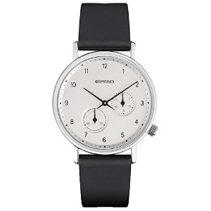 Komono Walther Watch – Nero