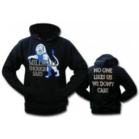 Millwall No One Likes Us Hoodie