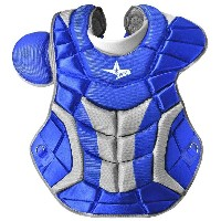 オールスター メンズ 野球 プロテクター【All Star System 7 Ultra Cool Chest Protector】Royal