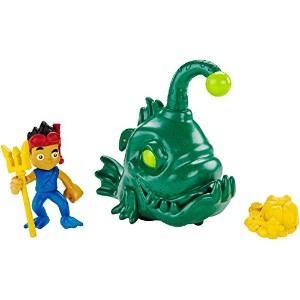 Fisher-Price - Disney Captain Jake and the Never Land Pirates - Creature Adventure Captain Jake ...