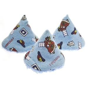 Peepee Teepee for the Little Boy: 5 Firedog in Cellophane Bag by Pee-pee Teepee