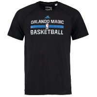 Orlando Magic adidas 2016 On-Court climalite Ultimate T-Shirt メンズ Black NBA アディダス Tシャツ オーランド マジック