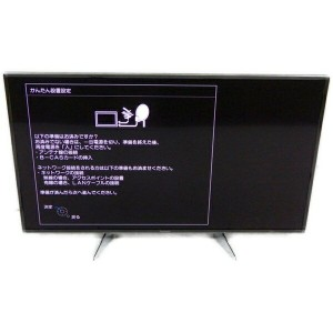 【中古】 【中古】良好 Panasonic VIERA TH-49EX750 49インチ 液晶TV【大型】 Y2544384