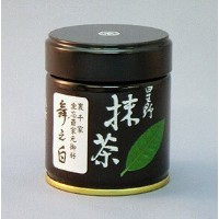 【抹茶】舞之白40g(薄茶)裏千家坐忘斎御家元御好/POWDER Matcha Green Tea/Mai-no-shiro/40g/Yame Hoshino