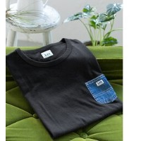 DOORS Lee×DOORS-natural- DENIM POCKET T-SHIRTS【アーバンリサーチ/URBAN RESEARCH Tシャツ・カットソー】