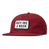 ALTAMONT アルタモント スナップバックキャップ レッド localized hat buy me beer