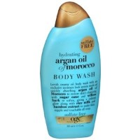 Organix Body Wash Moroccan Argan Oil 385 ml (Hydrating) (並行輸入品)
