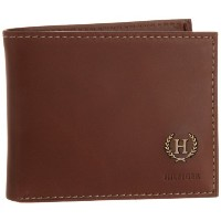 Tommy Hilfiger トミーフィルフィガー 財布 メンズ 財布 Men's Leather Ranger Pass case Wallet Tan