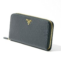 プラダPRADA長財布1ml506 2ezz Vitello Move Lether Wallet [並行輸入品]