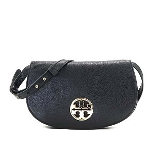 TORY BURCH(トリーバーチ) 斜めがけバッグ CLUCTH BK 33736 JAMIE CLUTCH BLACK [並行輸入品]