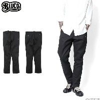【BLUCO/ブルコ】BLUCO KNICKERS WORK PANTS (BLACK) [OL-062]