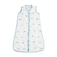 【50%OFF】コージーモスリン スリーピングバッグ liam the brave - flying dog n/a s ベビー用品 > 衣服~~その他