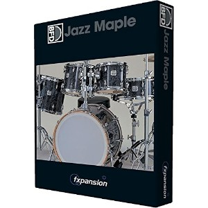 FXpansion BFD3/2 Expansion Pack Jazz Maple ドラム拡張音源