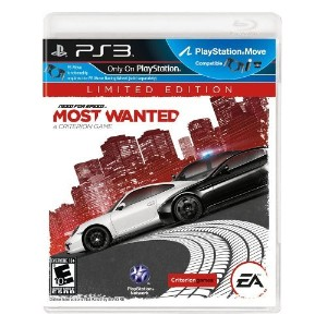 Need for Speed Most Wanted Limited Edition (輸入版:北米)
