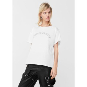 【SALE 30%OFF】T-シャツ . FOREVER (ホワイト)