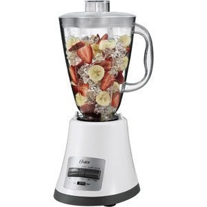 Oster BLSTMP-W 8-Speed Blender, White by Oster [並行輸入品]