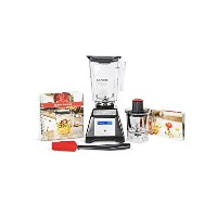 Blendtec Total Blender Classic with WildSide & Twister Jars [並行輸入品]