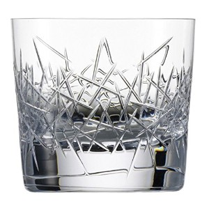 Zwiesel 1872 Charles Schumann Hommage Collection Glace Handmade Glass Small Whiskey, 9.6-Ounce, Set...