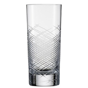 Zwiesel 1872 Charles Schumann Hommage Collection Comete Handmade Glass Large Long Drink, 16.4-Ounce...