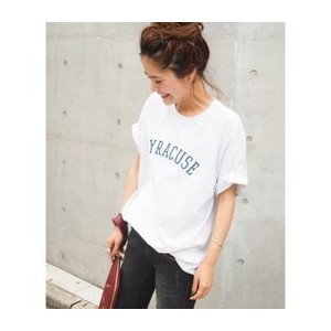 【WILD DONKY 】SYRACUSE Tシャツ◆【スピック&スパン/Spick & Span Tシャツ・カットソー】