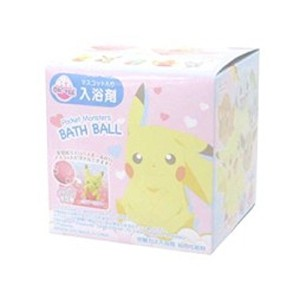 Oh!-egg POCKET MONSTERS BATHBALL 6個入りBOX