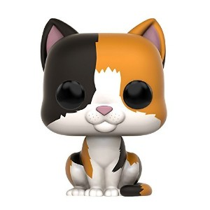 Funko POP Pets: Pets - Calico Action Figure [並行輸入品]