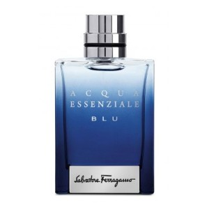 Acqua Essenziale Blu (アクア エッセンツィエール ブルー) 3.4 oz (100ml) EDT Spray by Salvatore Ferragamo for Men