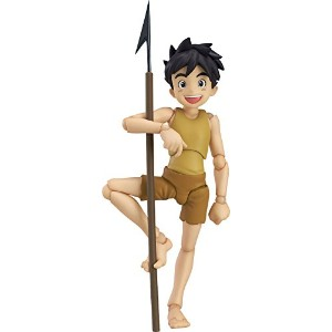 figma 未来少年コナン コナン ノンスケール ABS&PVC製 塗装済み可動フィギュア