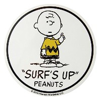 PEANUTS SURFBOARD STICKER SNP-0062 サーフボードステッカー