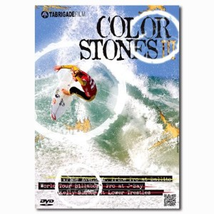COLOR STONES3・カラーストーン3【サーフィンDVD】