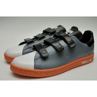 "adidas by RAF SIMONS アディダス バイ ラフシモンズ ""RAF SIMONS STAN SMITH COMF"" col.GREY/CWHT/PUMPKI BB2678"