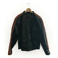 WILSONS LEATHER SIZE M (M) 美品 レザー ブルゾン メンズ【中古】