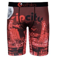 Portland Trail Blazers Ethika for Fanatics Baller Boxer Brief メンズ Red NBA エティカ インナー ボクサーパンツ ポートランド...