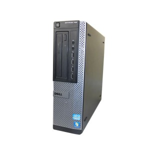 第2世代 Corei5搭載 Windows7 メモリー4GB DELL OPTIPLEX 790 DT Core i5-2400 3.1GHz/4GB/250GB/DVD-ROM【中古パソコン...