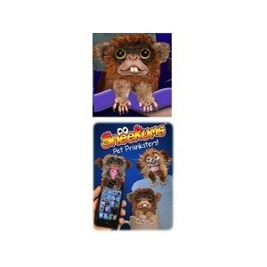Jitters Sneekums Pet Pranksters Pop Up Anywhere Toy by William Mark [並行輸入品]