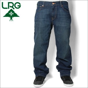 エルアールジー ジーンズ LRG TRUE STRAIGHT DENIM WORN VINTAGE J175015