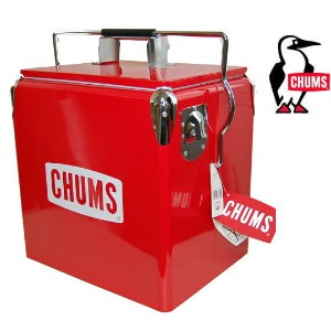 【 CHUMS 】CHUMS Steel Cooler Box