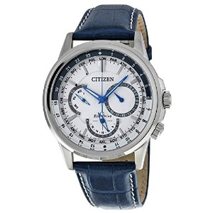 [シチズン]Citizen 腕時計 Calendrier Analog Display Japanese Quartz Blue Watch BU2020-02A メンズ [並行輸入品]