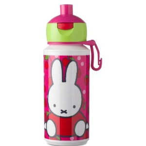 Rosti Mepal - 107510065206 - Gourde - Pop Up - Miffy Fruit