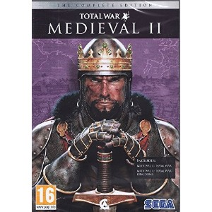 Total War: Medieval II The Complete Edition [PC DVD-Rom] [並行輸入品]