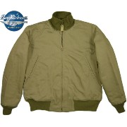 "BUZZ RICKSON'S (バズリクソンズ) JACKET,COMBAT,WINTER Type TANK/タンカース""BUZZ RICKSON CO.""/BR10994"